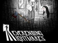 Portada oficial de Neverending Nightmares para PC