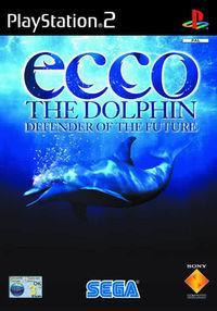 Portada oficial de Ecco the Dolphin: Defender of the Future para PS2