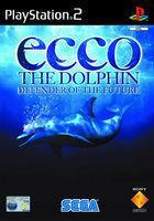 Portada oficial de de Ecco the Dolphin: Defender of the Future para PS2