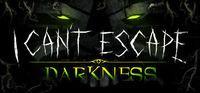 Portada oficial de I Can't Escape: Darkness para PC
