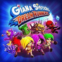 Portada oficial de Giana Sisters: Dream Runners para PS4