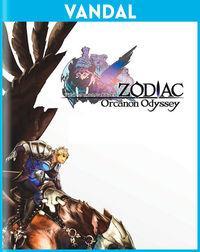 Portada oficial de Zodiac: Orcanon Odyssey para PSVITA
