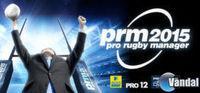 Portada oficial de Pro Rugby Manager 2015 para PC