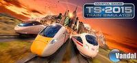 Portada oficial de Train Simulator 2015 para PC
