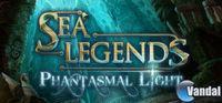 Portada oficial de Sea Legends: Phantasmal Light Collector's Edition para PC