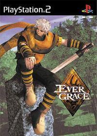 Portada oficial de Evergrace para PS2