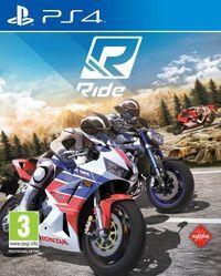 Portada oficial de Ride para PS4