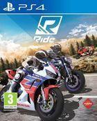 Portada oficial de de Ride para PS4