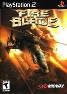 Portada oficial de de Fireblade para PS2