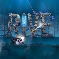 Portada oficial de RIVE para PS4