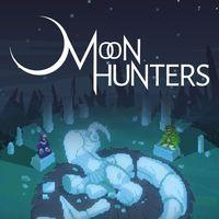 Portada oficial de Moon Hunters para PS4