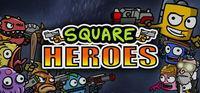 Portada oficial de Square Heroes para PS4