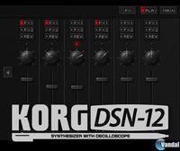 Portada oficial de KORG DSN-12 eShop para Nintendo 3DS