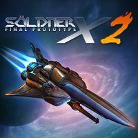 Portada oficial de Söldner-X 2: Final Prototype PSN para PSVITA
