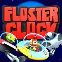 Portada oficial de Fluster Cluck para PS4