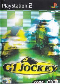 Portada oficial de G1 Jockey para PS2