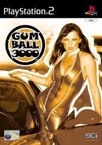 Portada oficial de Gumball 3000 para PS2