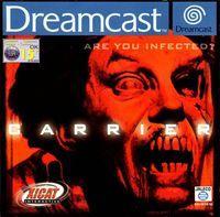 Portada oficial de Carrier para Dreamcast