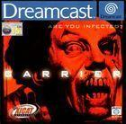Portada oficial de de Carrier para Dreamcast