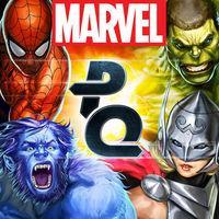 Portada oficial de Marvel Puzzle Quest para Android
