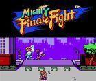Portada oficial de de Mighty Final Fight CV para Nintendo 3DS