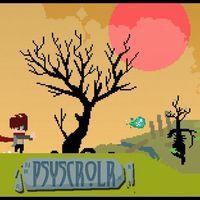 Portada oficial de Psyscrolr eShop para Wii U