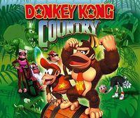 Portada oficial de Donkey Kong Country CV para Nintendo 3DS