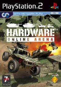 Portada oficial de Hardware: Online Arena para PS2