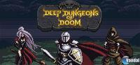 Portada oficial de Deep Dungeons of Doom para PC