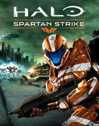 Portada oficial de Halo: Spartan Strike para PC
