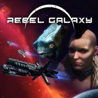 Portada oficial de Rebel Galaxy para PS4