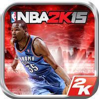 Portada oficial de NBA 2K15 para Android