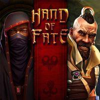 Portada oficial de Hand of Fate para PS4