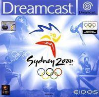 Portada oficial de Sydney 2000 para Dreamcast