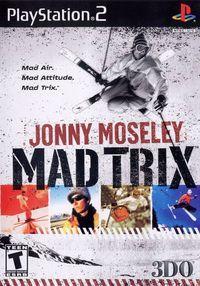 Portada oficial de Jonny Moseley Mad Trix para PS2