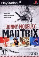 Portada oficial de de Jonny Moseley Mad Trix para PS2