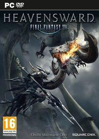 Portada oficial de Final Fantasy XIV: Heavensward para PC