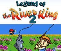 Portada oficial de Legend of the River King 2 eShop CV para Nintendo 3DS