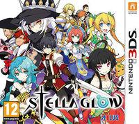 Portada oficial de Stella Glow para Nintendo 3DS