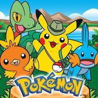Portada oficial de Campamento Pokémon para Android