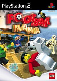 Portada oficial de Lego Football Mania para PS2