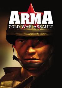 Portada oficial de ARMA: Cold War Assault para PC