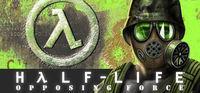 Portada oficial de Half-Life: Opposing Force para PC