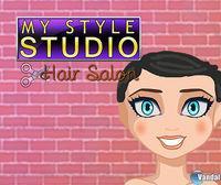 Portada oficial de My Style Studio: Hair Salon eShop para Nintendo 3DS