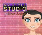 Portada oficial de de My Style Studio: Hair Salon eShop para Nintendo 3DS