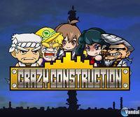 Portada oficial de Crazy Construction eShop para Nintendo 3DS