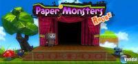Portada oficial de Paper Monsters Recut para PC