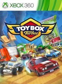 Portada oficial de ToyBox Turbos para Xbox 360