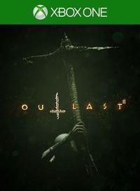 Portada oficial de Outlast II para Xbox One