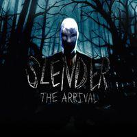 Portada oficial de Slender: The Arrival para PS4